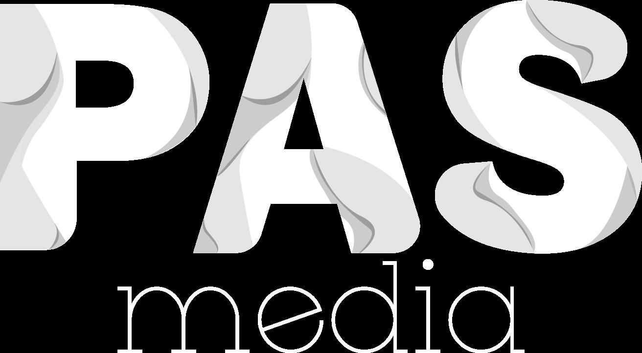 Pas media Logo